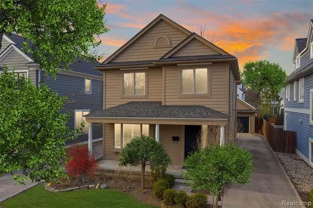 937 Smith Avenue, Birmingham, MI 48009 (#2210026380) :: The Alex Nugent Team | Real Estate One
