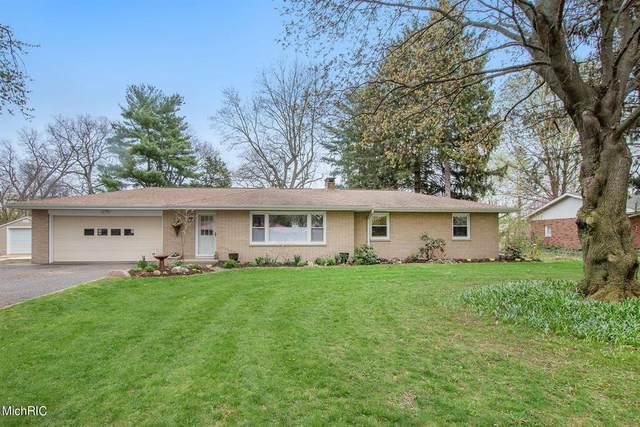64551 E Northpark Drive, Constantine Twp, MI 49042 (#68021012623) :: Real Estate For A CAUSE