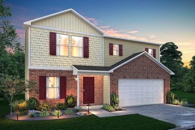 8795 W Park Ridge Circle, Berlin Twp, MI 48166 (#2210026425) :: Real Estate For A CAUSE