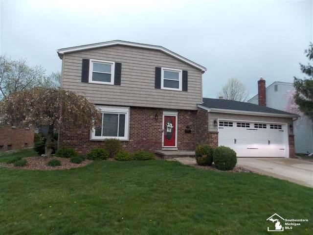 370 Armitage, Monroe, MI 48162 (#57050039074) :: Real Estate For A CAUSE