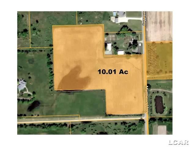 9000 Matthews Highway, Tecumseh Twp, MI 49286 (#56050039077) :: Real Estate For A CAUSE