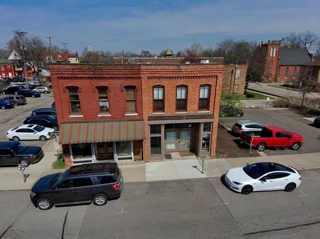 110 Pearl Street, Ypsilanti, MI 48197 (#543280047) :: The Alex Nugent Team   Real Estate One