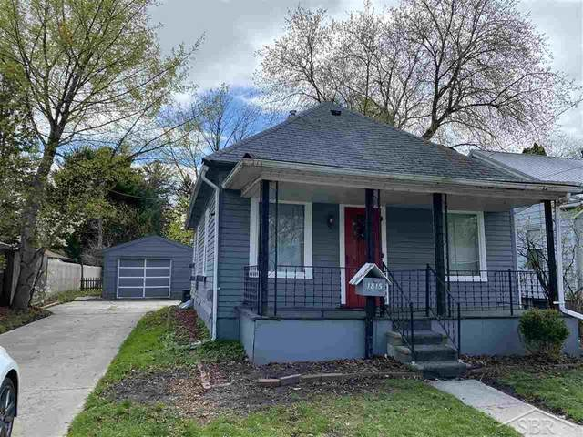 1815 W Genesee, Saginaw, MI 48602 (#61050039094) :: Real Estate For A CAUSE
