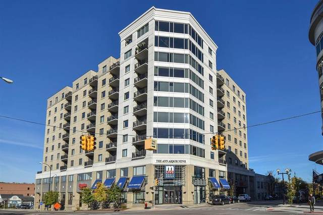 111 N Ashley Street #401, Ann Arbor, MI 48104 (#543280180) :: Real Estate For A CAUSE