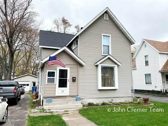 179 E Pearl Street, Coldwater, MI 49036 (#65021012686) :: The Merrie Johnson Team