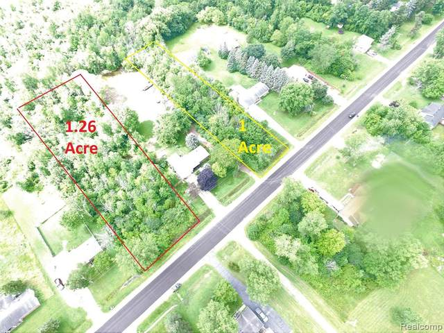 2444 E Stanley Road, Genesee Twp, MI 48423 (#2210026537) :: The Alex Nugent Team | Real Estate One