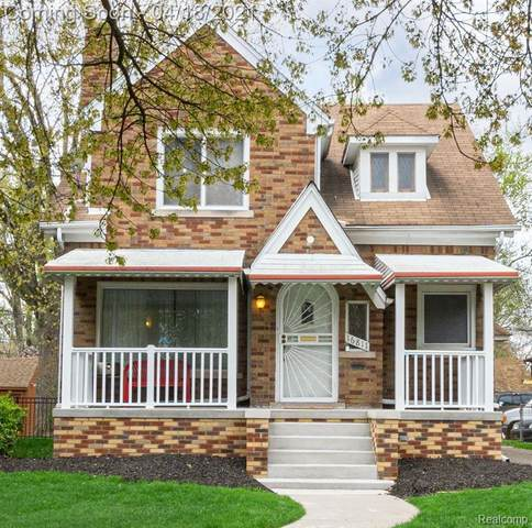 16811 Rosemont Avenue, Detroit, MI 48219 (#2210026540) :: Alan Brown Group