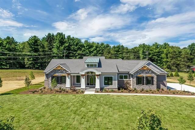 1036 Pine Ridge Court, Scio Twp, MI 48103 (#543280156) :: Real Estate For A CAUSE