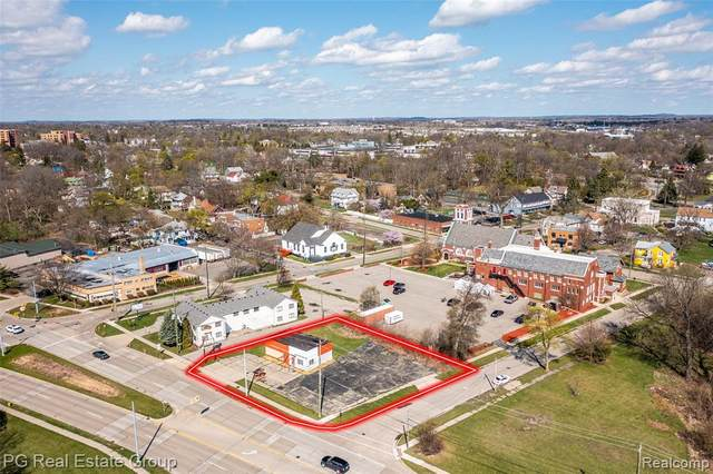 180 Orchard Lake Road, Pontiac, MI 48341 (#2210026578) :: Alan Brown Group