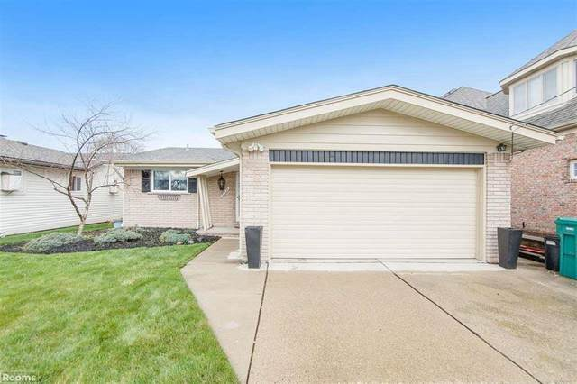 37626 Huron Pointe Dr, Harrison Twp, MI 48045 (#58050039111) :: Real Estate For A CAUSE