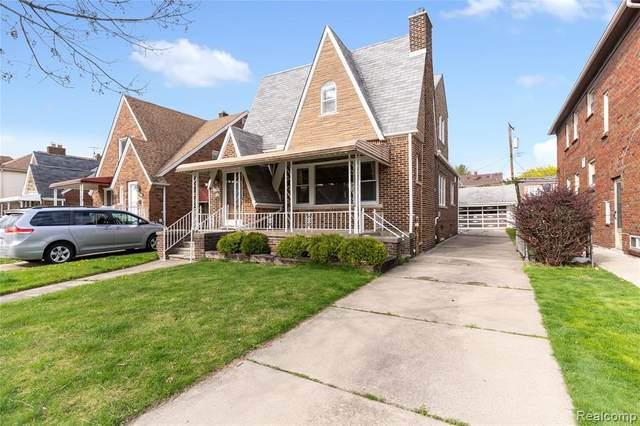7747 Miller Road, Dearborn, MI 48126 (#2210026585) :: Real Estate For A CAUSE