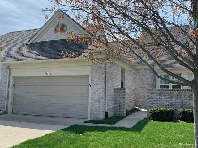 13476 Wyndemere Circle, Sterling Heights, MI 48313 (#2210026600) :: The Alex Nugent Team | Real Estate One