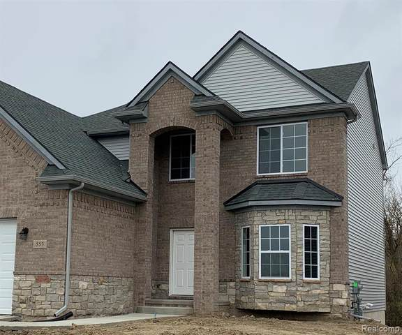 5064 Chatsworth Drive, Dundee Twp, MI 48131 (#2210026601) :: Real Estate For A CAUSE