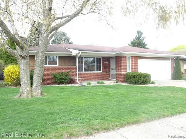 28617 Grobbel Avenue, Warren, MI 48092 (#2210026626) :: The Alex Nugent Team | Real Estate One