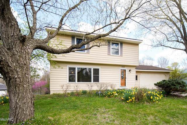 332 Springreene Drive SE, Ada Twp, MI 49301 (#65021012736) :: Real Estate For A CAUSE