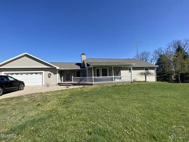 1333 N Sand Lake Rd, ALLEN TWP, MI 49242 (#53021012738) :: Real Estate For A CAUSE