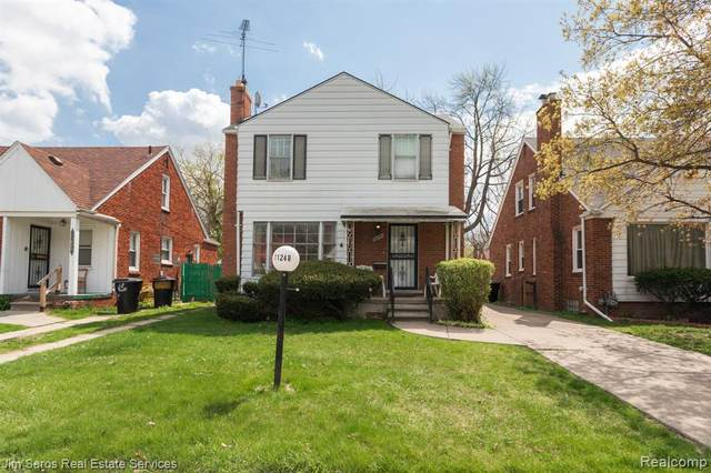 11240 Kennebec Street, Detroit, MI 48205 (#2210026639) :: Real Estate For A CAUSE