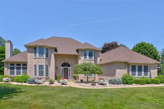 16 Cobblestone, Saginaw Twp, MI 48603 (#61050039127) :: Real Estate For A CAUSE