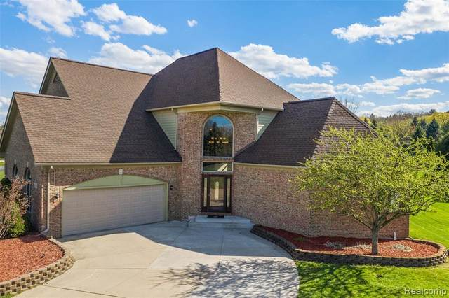 11386 Covered Bridge Lane, Bruce Twp, MI 48065 (#2210026661) :: The Alex Nugent Team | Real Estate One