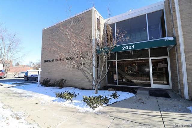 2021 Monroe Street #306, Dearborn, MI 48124 (#2210026669) :: The Alex Nugent Team | Real Estate One