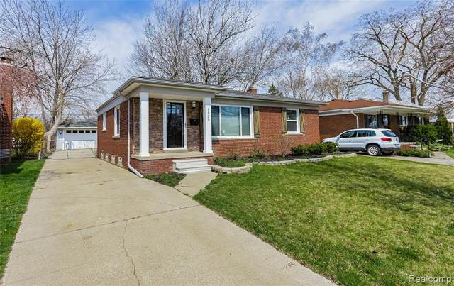 1529 E Windemere Avenue, Royal Oak, MI 48073 (#2210026691) :: The Alex Nugent Team | Real Estate One