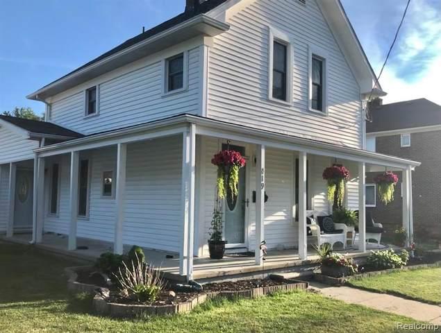 419 Elm Street W, Trenton, MI 48183 (#2210026699) :: GK Real Estate Team