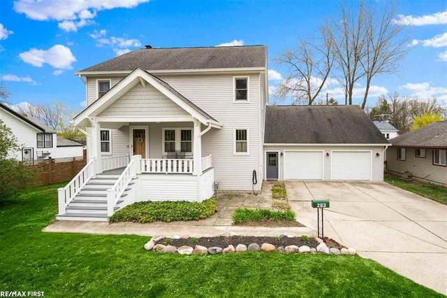 263 W Baker Ave, Clawson, MI 48017 (#58050039141) :: Real Estate For A CAUSE