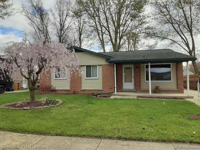 10169 Van Buren Street, Van Buren Twp, MI 48111 (#2210026708) :: GK Real Estate Team