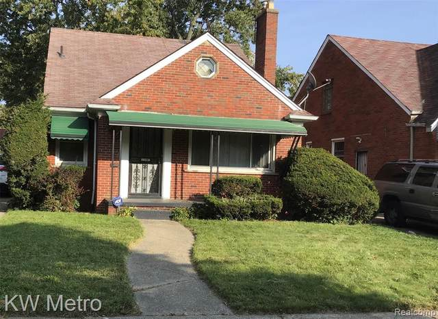 17186 Stahelin Avenue, Detroit, MI 48219 (#2210026714) :: Real Estate For A CAUSE