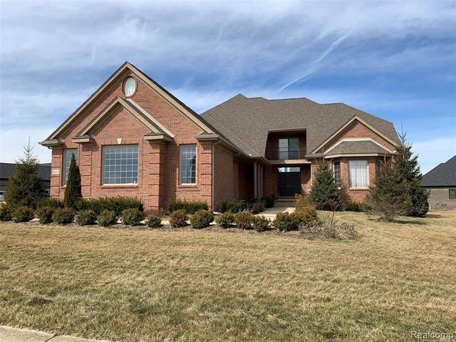 66701 Notre Dame Boulevard, Washington Twp, MI 48095 (#2210026718) :: Real Estate For A CAUSE