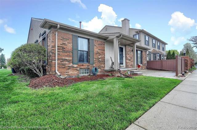 41354 Southwind Drive, Canton Twp, MI 48188 (#2210026740) :: Real Estate For A CAUSE