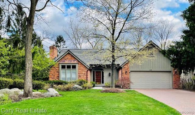 205 Norcliff Drive, Bloomfield Twp, MI 48302 (#2210026746) :: The Alex Nugent Team | Real Estate One