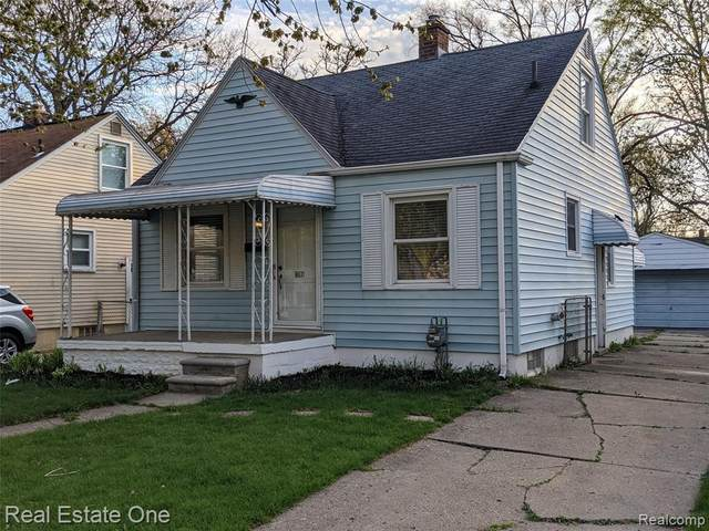 18631 Olympia, Redford Twp, MI 48240 (#2210026754) :: Real Estate For A CAUSE