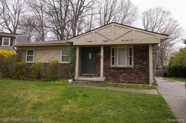 5867 Big Pine Crt, Ypsilanti Twp, MI 48197 (#2210026758) :: Real Estate For A CAUSE