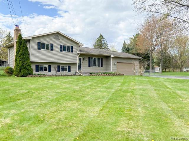 5441 Maura Drive, Flushing Twp, MI 48433 (#2210026778) :: The Alex Nugent Team | Real Estate One