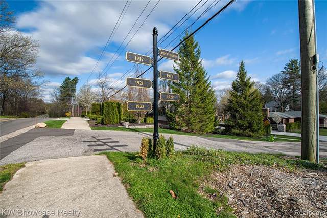 1919 Lone Pine Rd, Bloomfield Hills, MI 48302 (#2210026779) :: The Alex Nugent Team | Real Estate One