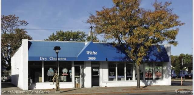 3099 Coolidge Highway, Berkley, MI 48072 (#2210026789) :: BestMichiganHouses.com
