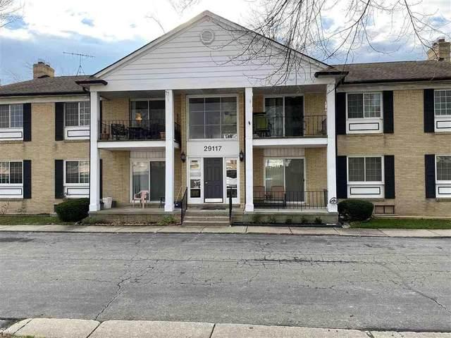 29117 Hayes Rd, Warren, MI 48088 (#58050039172) :: The Alex Nugent Team | Real Estate One