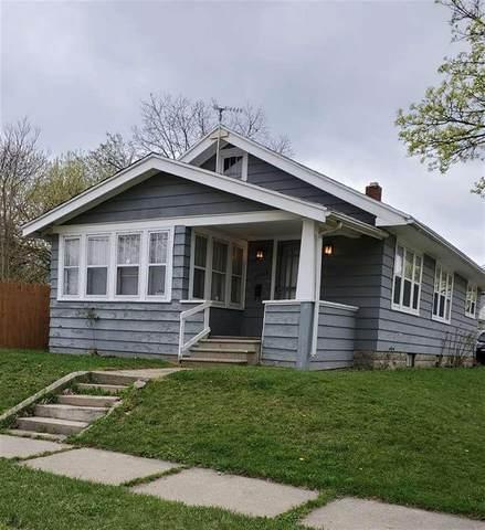 2502 Brown, Flint, MI 48503 (#5050039174) :: The Alex Nugent Team | Real Estate One