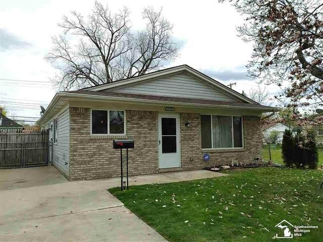 17712 Hanna, Melvindale, MI 48122 (#57050039175) :: Real Estate For A CAUSE
