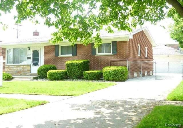 27375 Terrell Street, Dearborn Heights, MI 48127 (#2210026817) :: The Alex Nugent Team | Real Estate One