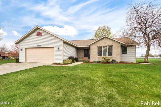 6499 Annabelle Drive, Allendale Twp, MI 49401 (MLS #65021012819) :: The John Wentworth Group