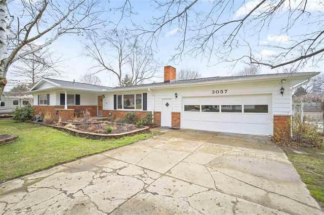 3057 John Glenn Dr, BLACKMAN CHARTER, MI 49201 (#55202100983) :: The Alex Nugent Team | Real Estate One