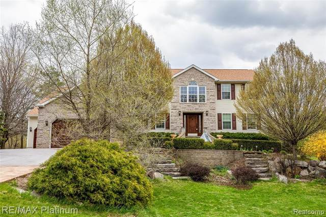 182 Emilee Lane, Highland Twp, MI 48357 (#2210026940) :: Real Estate For A CAUSE