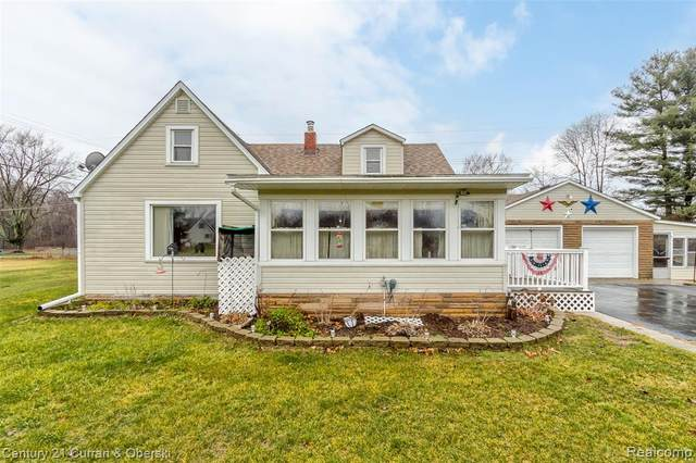 14001 Tuttlehill Road, London Twp, MI 48160 (#2210027037) :: NextHome Showcase