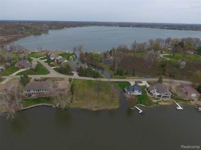00 Sunfish Drive, Elba Twp, MI 48446 (#2210027097) :: Real Estate For A CAUSE