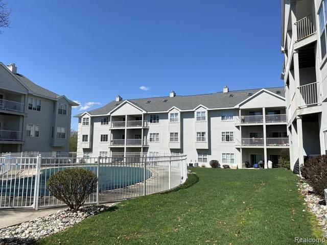 278 W Saginaw St Apt 202, East Lansing, MI 48823 (#2210027100) :: Real Estate For A CAUSE