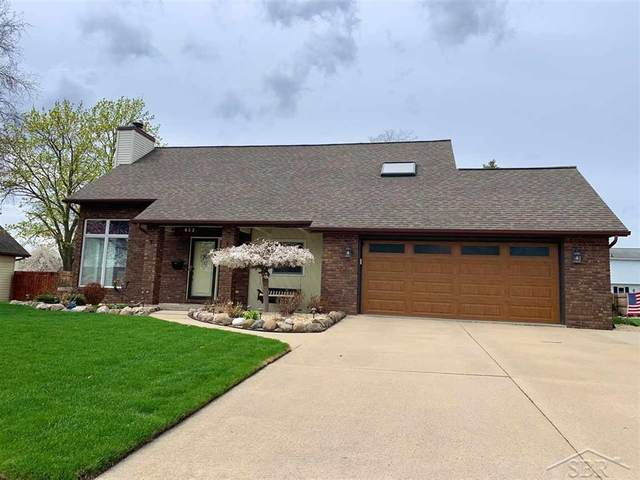 472 Harvest Ln., Frankenmuth, MI 48734 (MLS #61050039249) :: The John Wentworth Group