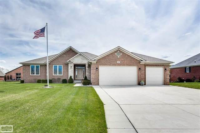 1207 S River Pointe Ln, ST. CLAIR TWP, MI 48079 (#58050039256) :: Robert E Smith Realty