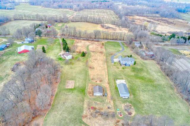 3961 N Dearing Rd, SANDSTONE CHARTER, MI 49269 (#55202100997) :: Robert E Smith Realty